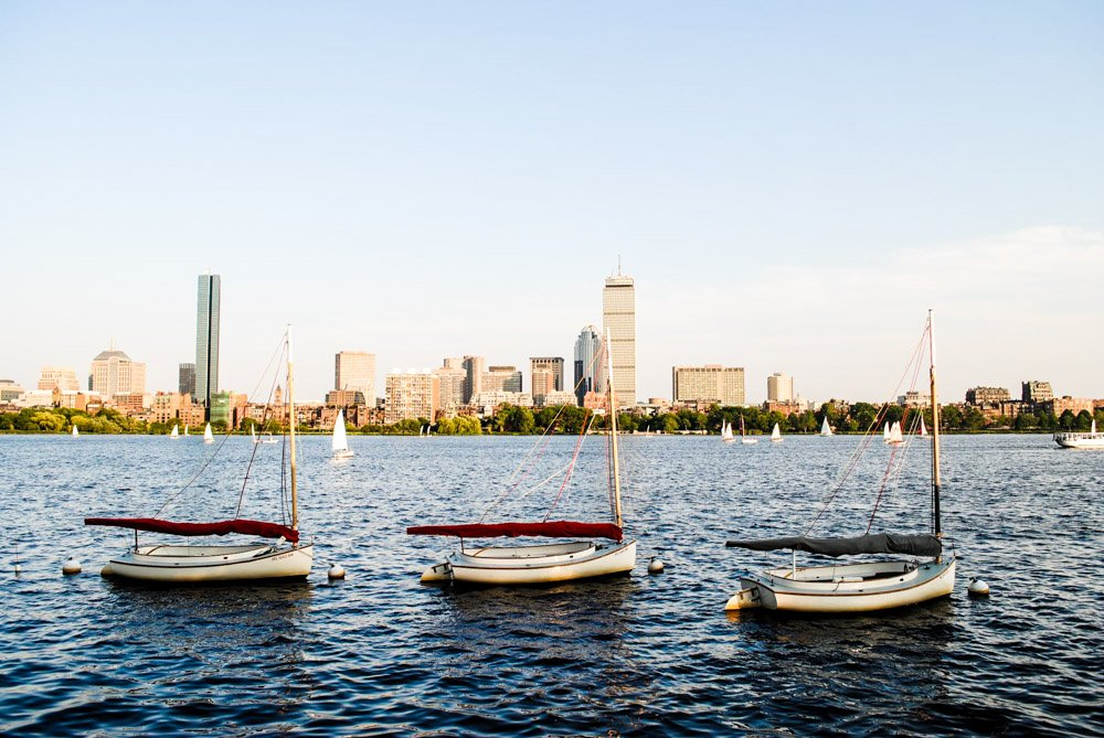 Lifestyle Blogger Jenny Meassick of Chocolate and Lace shares the ultimate family weekend guide to Boston, Massachusetts.