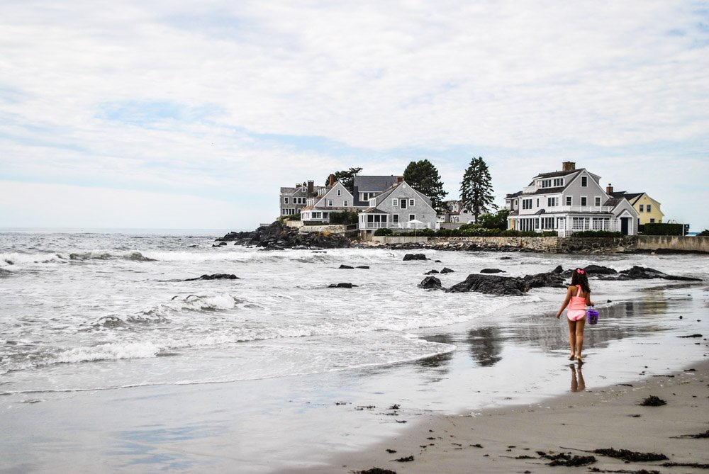 Lifestyle blogger Jenny Meassick of the blog Chocolate and Lace shares her family travel and tips to visiting Kennebunkport, Maine.