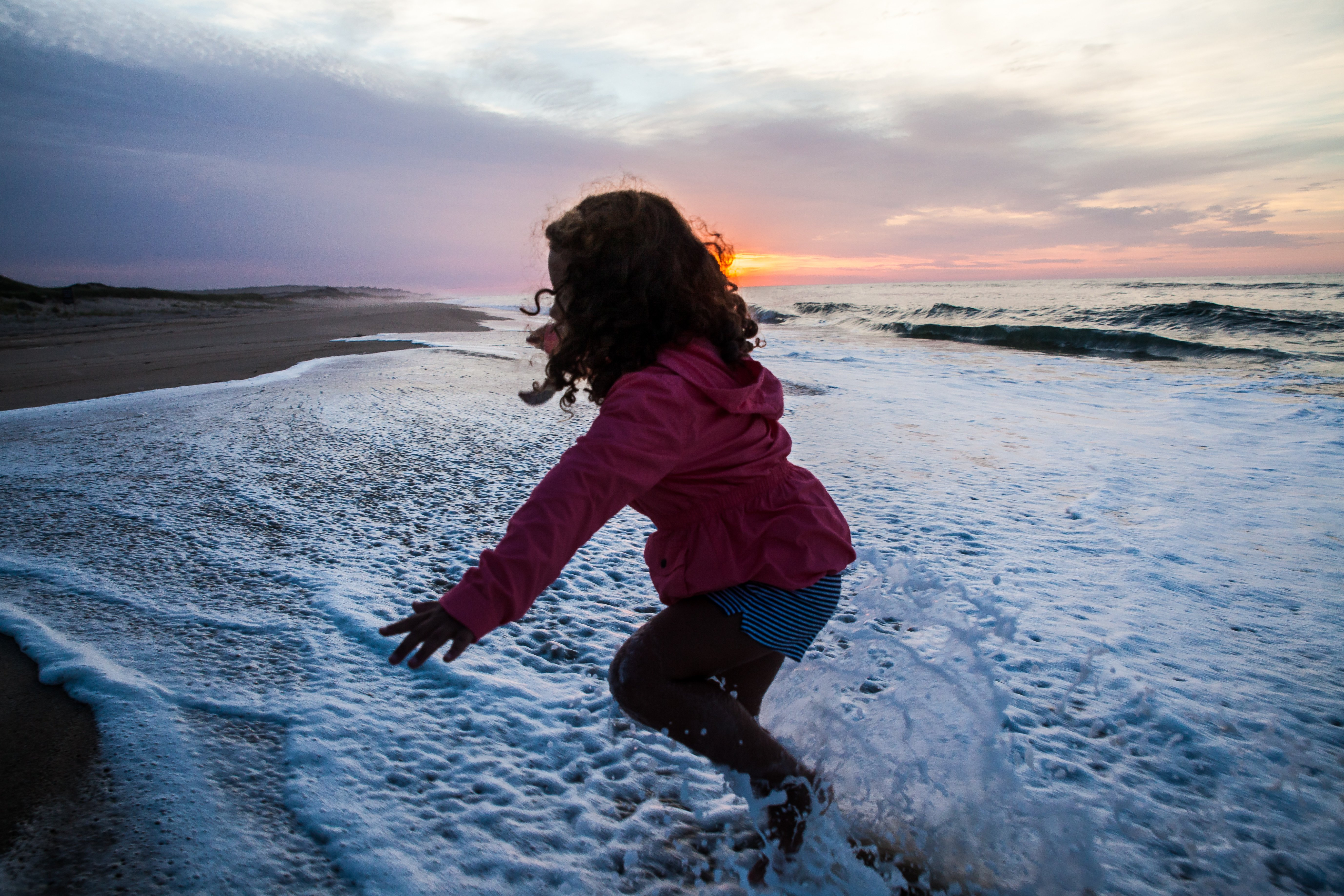 Lifestyle Blogger Chocolate and Lace shares her family photo Diary of Montauk, NY.