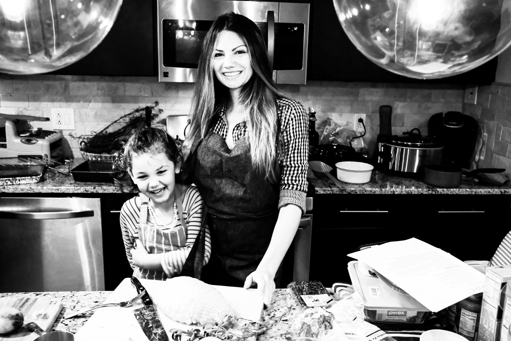 Lifestyle Blogger Chocolate and Lace shares her holiday traditions and recipes.