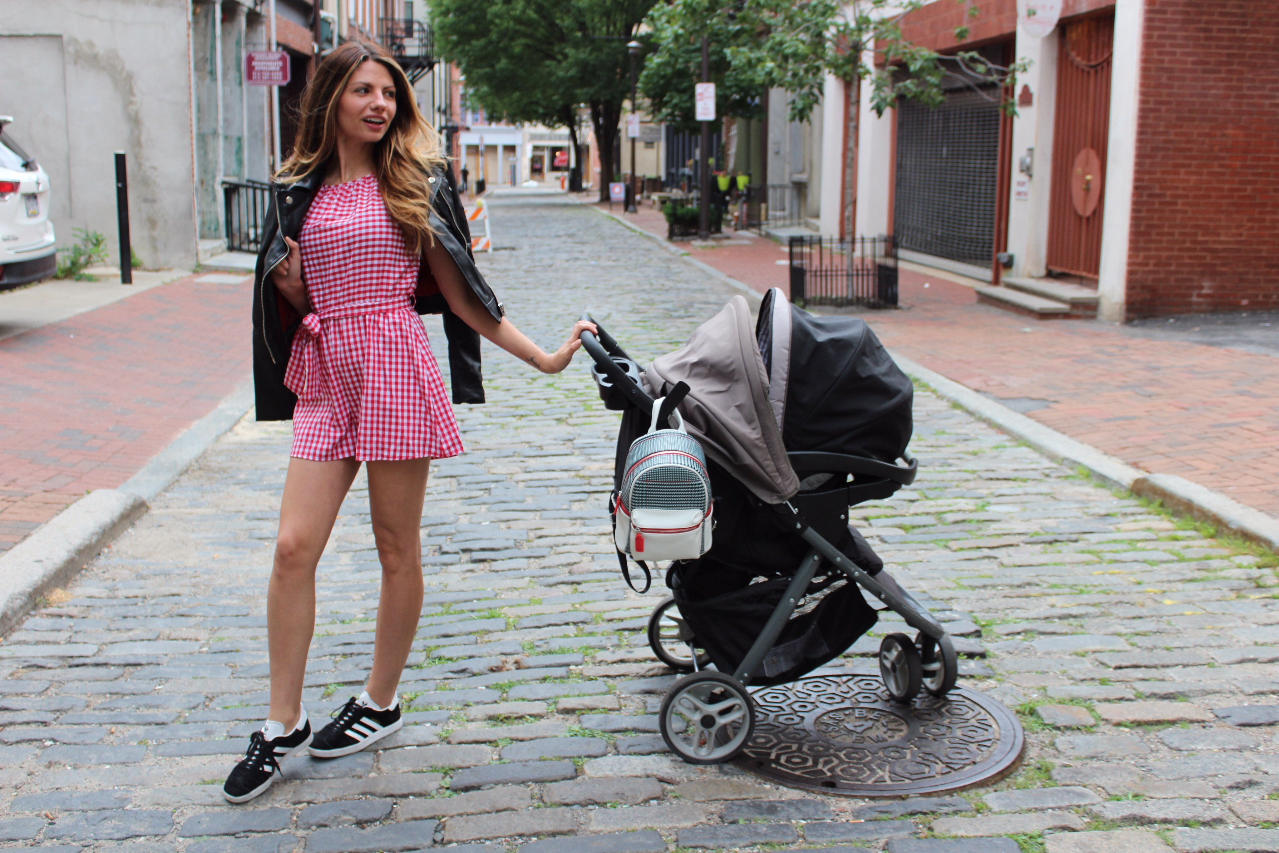 Lifestyle Blogger Chocolate and Lace shares what it's like raising kids in a city.