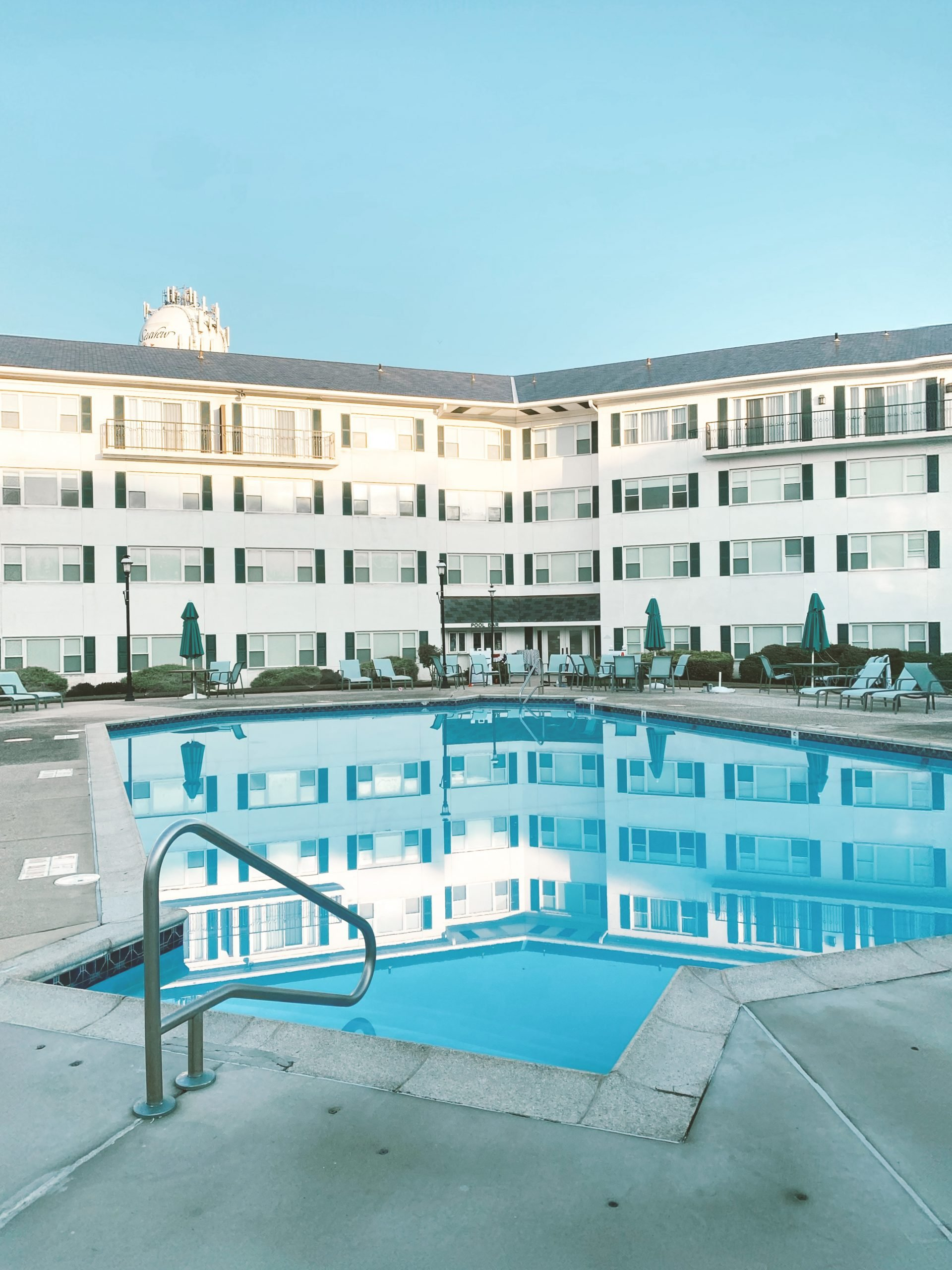 Chocolate and Lace shares her family trip to Seaview Hotel in Galloway New Jersey.